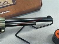 New Heritage Rough Rider 22LR & 22mag revolver