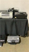 (15) Assorted Printers