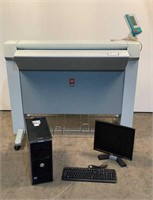 OCE Wide Format Printer and Controller TCS 500