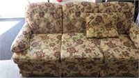 Vintage Smith Brothers Upholstered full size Couch