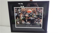 Josh Cribbs hand-signed and framed picture!