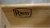 Beautiful Rway Furniture Mid-Century buffet!