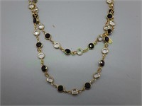Gorgeous Swarovski crystal necklace!
