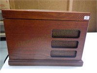 Crosley all-in-one shelf-top stereo system!