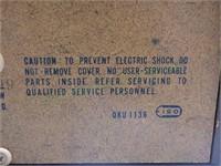 Vintage Panasonic 8-Track Recorder stereo!