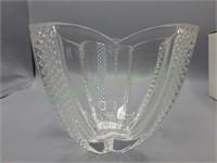 Beautiful Mikasa Nob Hill glass bowl!