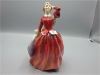 "Royal Doulton ""Blithe Morning"" figurine!"