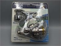New! Okuma Stratus spinning reel with spare spool!