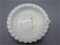 Vintage Fenton pressed glass ashtray!
