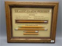 RARE!!  The L.E.A.D. 2.5 Word Processor!