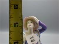 "Coalport porcelain ""Shelley"" figure!"