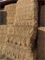 Hay & Straw Public Consignment Auction (in conjunction with)