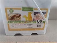 Lindon farms 60 servings MRE prepper food