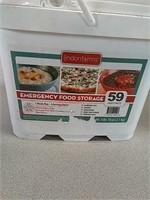 Lindon farms prepper emergency food MRE