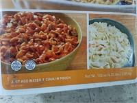 National Geographic prepper emergency food MRE