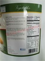 Augason farms dehydrated potato slices prepper