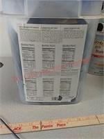 Mountain house MRE prepper emergency food bucket