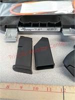 New Glock 43 9mm pistol handgun with (2) 6rd mags