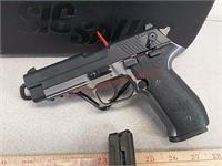 Sig Sauer mosquito 22 LR pistol handgun -pre-owned