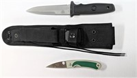 Personal Knife Collection of Francis P. Huger