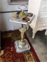 Vintage Ashtray Smoke stand