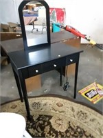 Desk with Mirror