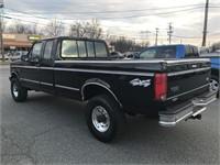 1997 Ford F250 4x4 XLT