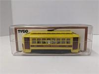 Tyco HO scale electric train 214B Trolley car
