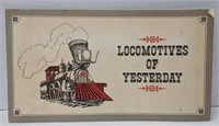 Locomotives of Yesterday famous Trains