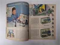 Lionel 1961 Train Lines advertising magazine.