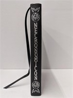Limited edition 3077/3333 Necronomicon third