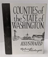 Counties of the state of Washington with