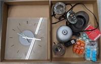 Scentsy wax burners and wax, and a minimalistic
