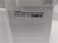 Canon multifunction printer/scanner model WLAN
