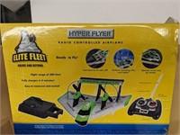 Elite fleet Hyper flyer RC airplane.