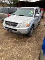 Trinity Towing Abandon Autos Auction 2-2-2021