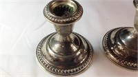 Vintage empire sterling silver weighted