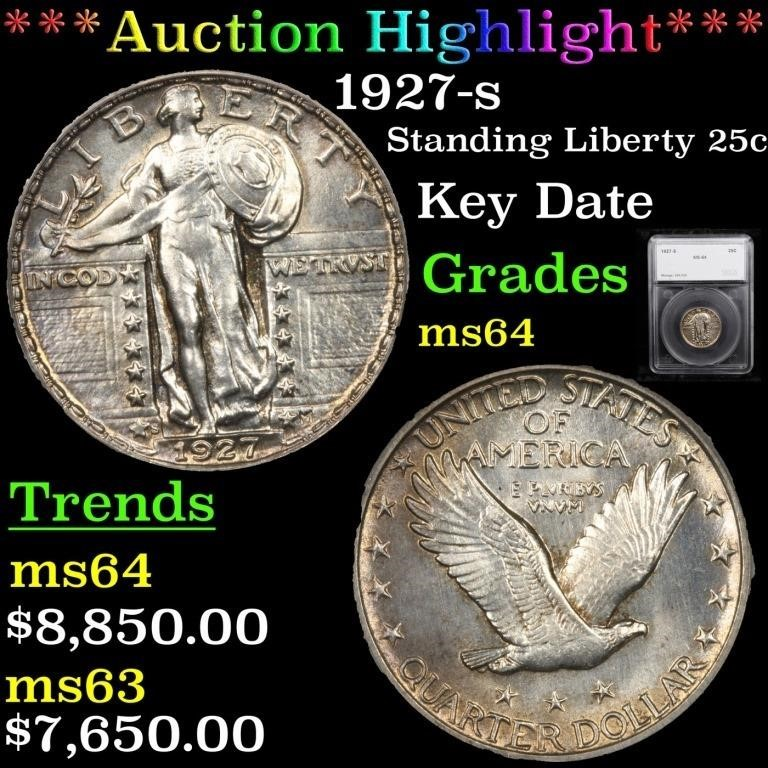 Preeminent New Year Coin Consignments 1 of 7