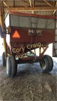 M & W Seed Wagon, Model 3800A ,12T Gear,