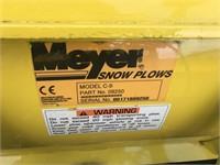 Meyer C9 9' Snowplow