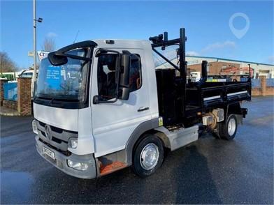 2012 MERCEDES-BENZ ATEGO 816 at TruckLocator.ie