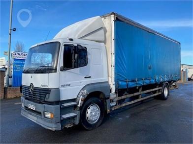 2003 MERCEDES-BENZ ATEGO 1823 at TruckLocator.ie