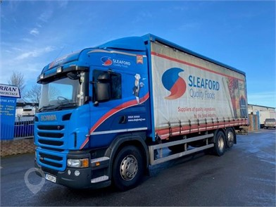 2013 SCANIA G320 at TruckLocator.ie