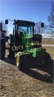 1993 John Deere 7700 Tractor, 2WD, 4,540 hrs.,