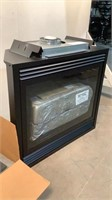 Empire Gas Fireplace