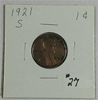 February 6th.  Consignment Coin & Currency Auction