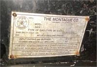 Montague Stove UF-48R