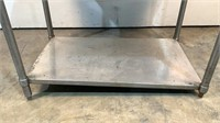 FMI Stainless Steel Table