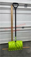New Steel Core 18 inch Combo Blade Snow Shovel