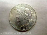 Montgomery County Coin Club Auction #4